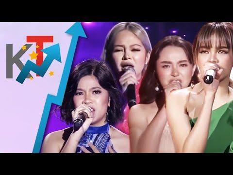 Download Panoorin sina Elha, Janine, Sheena, at  Zephanie ang ating New Gen Divas!
