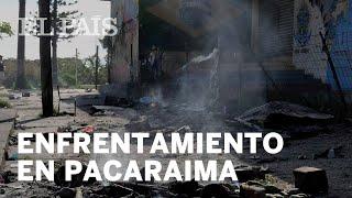 BRASIL | Manifestación en Pacaraima contra inmigrantes venezolanos