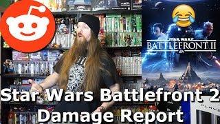 Star Wars Battlefront 2 Damage Report - EA Rant - AlphaOmegaSin