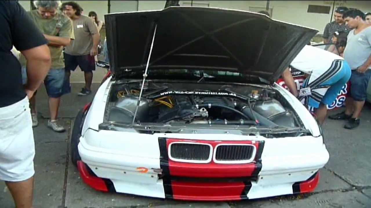 Rugir de Motores BMW de Formula Internacional y Peugeot 307 de TC 2000