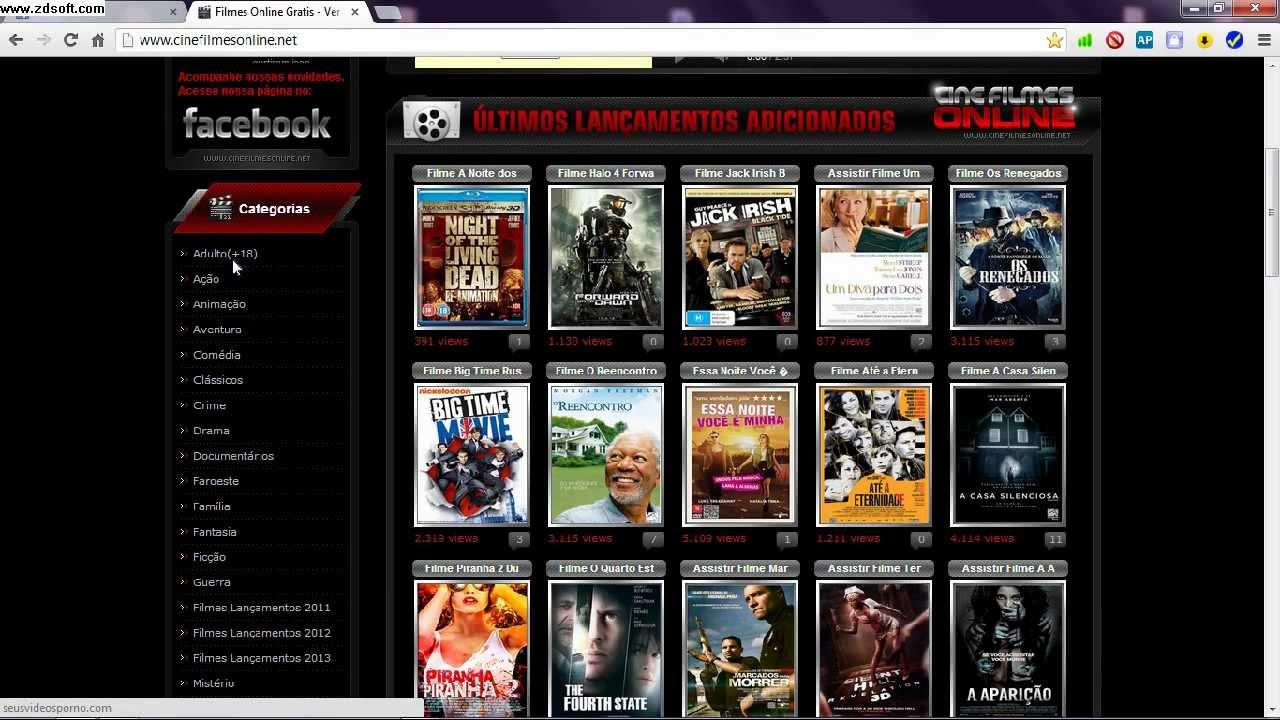 sites de filme online