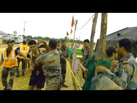 army open rally  bharti आर्मी में पता चलता है एक सैकंड की कीमत क्या होती है, देखें लाइव घटनाक्रम