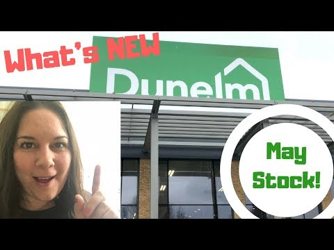 Dunelm May Stock: What's New This Month