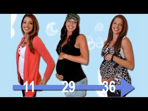 Download Youtube: Baby Bump: Pregnancy week by week pictures
