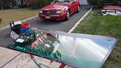 1994 - 2000 Mercedes SL 500 Windshield Replacement