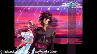 Gundam Seed Destiny - Shinjirareba Koso [Piano Cover]