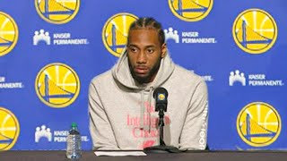 Golden State Warriors TO ACQUIRE Kawhi Leonard - Teaming Up With Steph Curry?   NBA Rumors