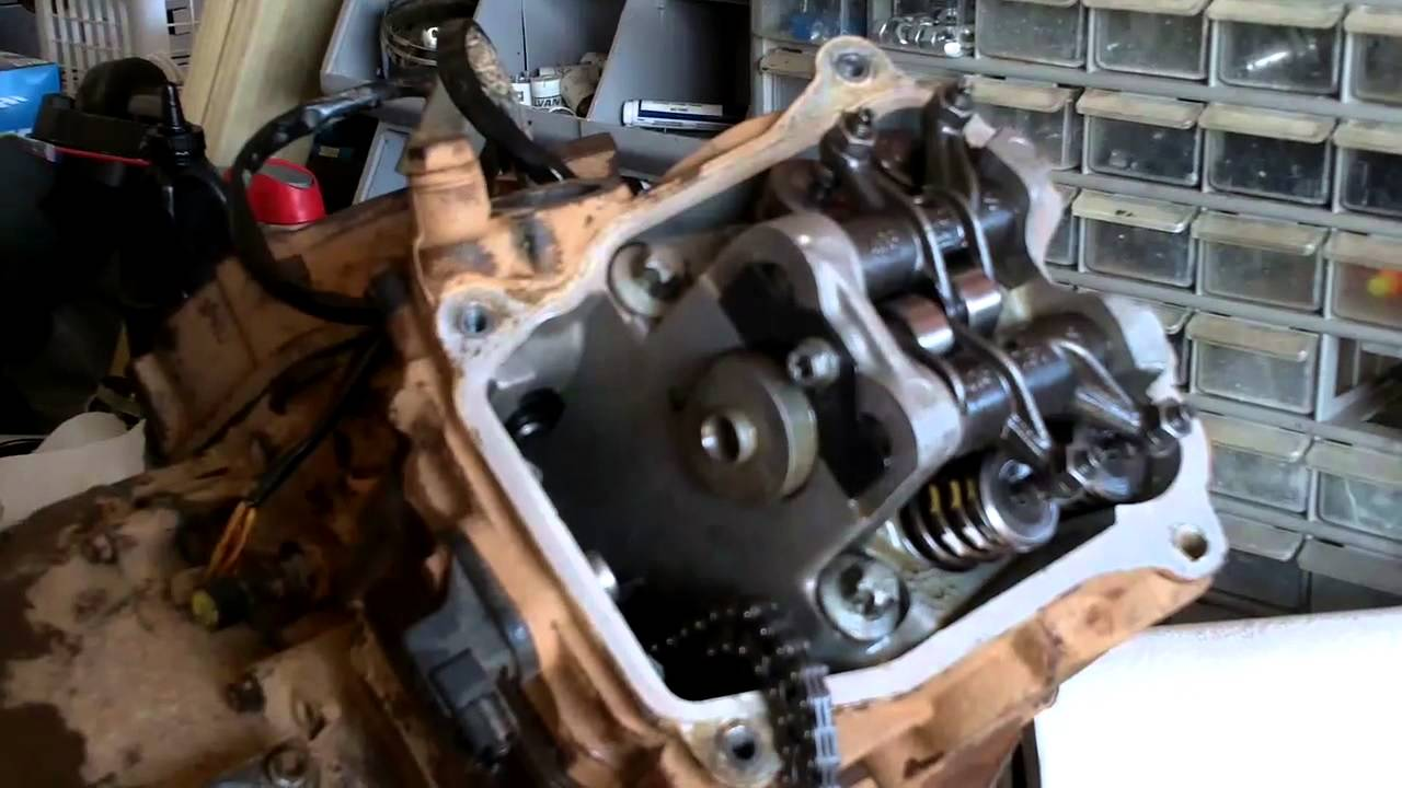 medium resolution of can am outlander renegade 500 650 800 motor assembly part 2