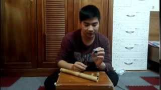 Hướng dẫn làm kèn saxophone bằng nứa, trúc. saxophone handmade
