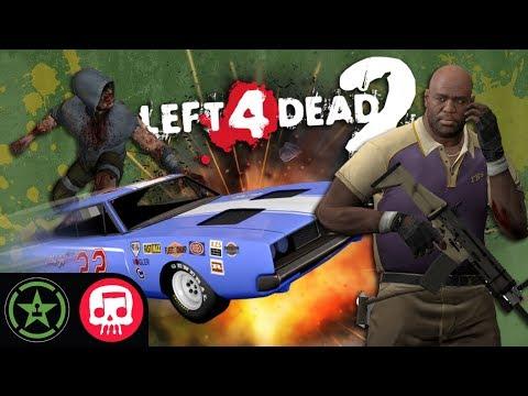 Minstrel of the Apocalypse - Let's Play - Left 4 Dead 2