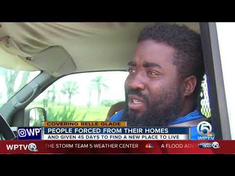 Grand Lake Apartments residents forced to leave their homes