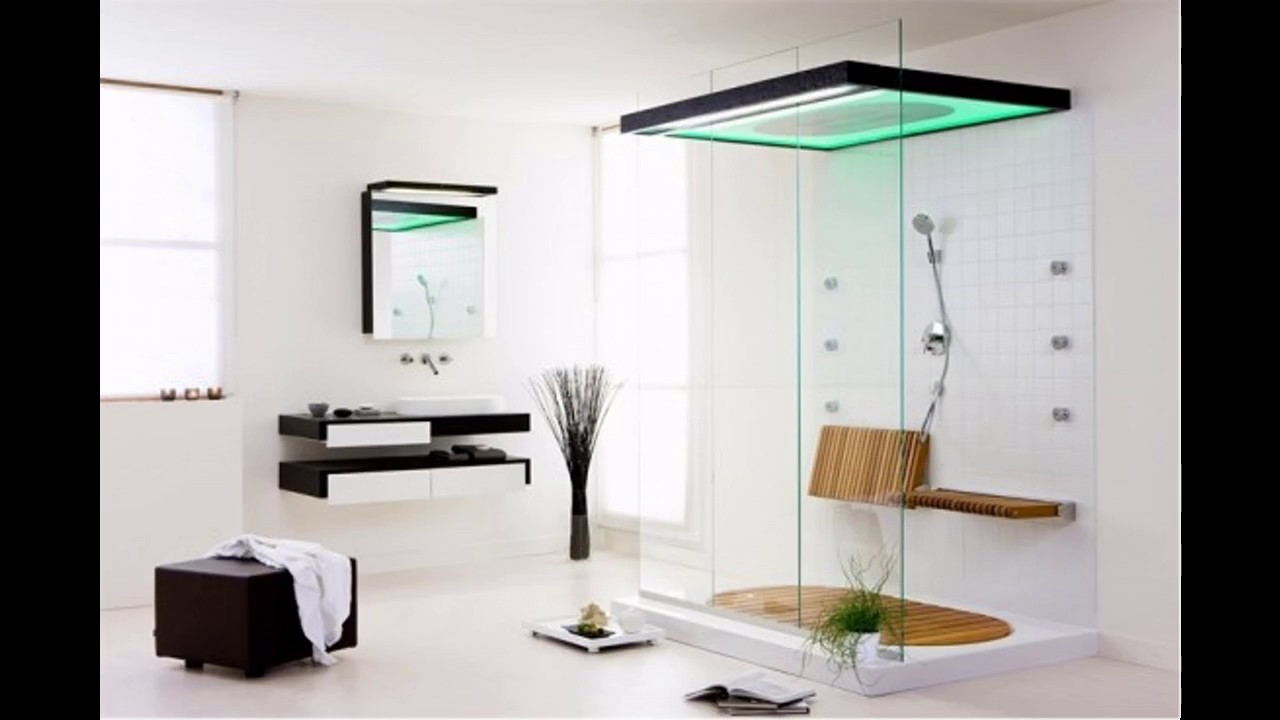 Beste moderne badezimmer design ideen youtube for Badezimmer design