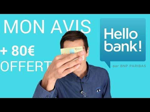 Mon Avis sur Hello Bank: test complet fr