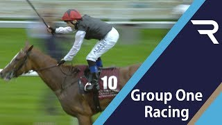 Vidéo de la course PMU IRISH ST. LEGER