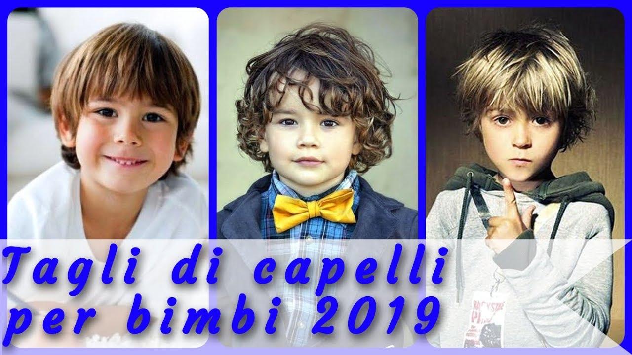 Top 20 Modelli Di Tagli Di Capelli Per Bimbi 2019