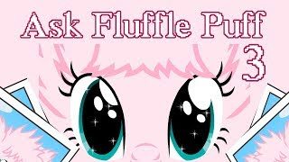 «Ask Fluffle Puff» [Часть 3] COMIC MLP/БЛОГ (Rus Dub)