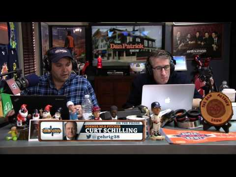 Curt Schilling on The Dan Patrick Show (Full Interview)