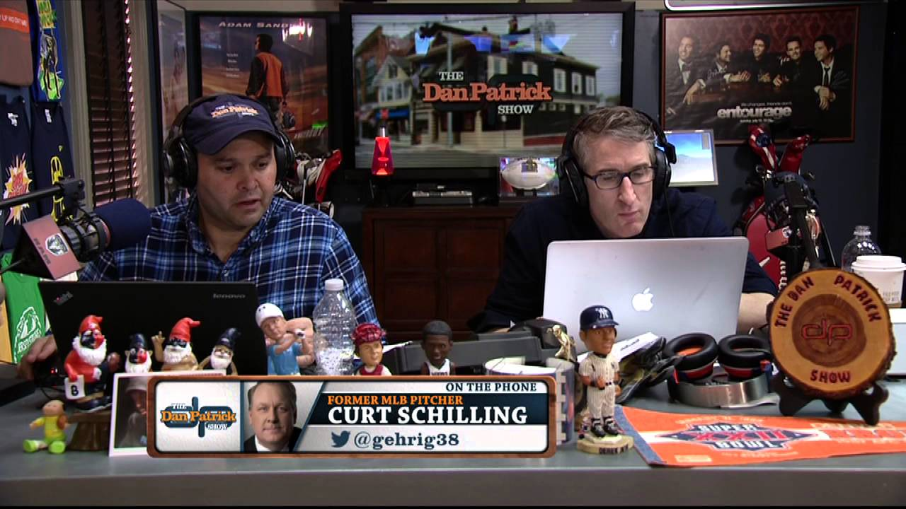 Curt Schilling Says Adam Jones Is 'Creating a Situation' by Revealing Fan Slurs