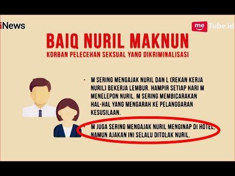 Kronologi Baiq Nuril, Perekam Percakapan 'Mesum' Kepala Sekolah di Mataram - iNews Siang 14/11