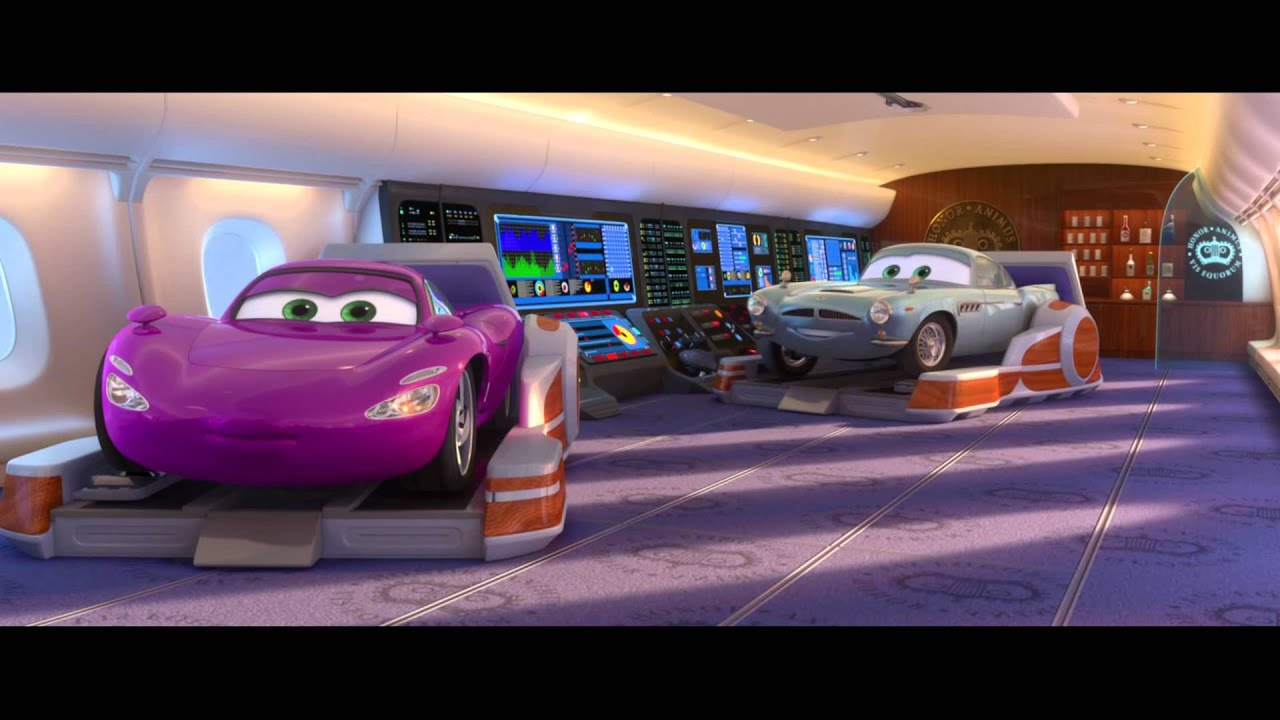 Disney Cars Youtube: New Official Trailer From Disney Pixar