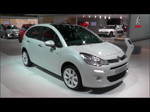 citroen c3 2015 in detail review walkaround interior exterior youtube. Black Bedroom Furniture Sets. Home Design Ideas