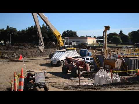 Corps' north Sacramento levee work offers real-world education