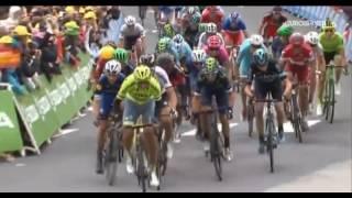 Второй этап велогонки Тур де Франс 2016 года