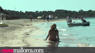 The Best Beaches in Mallorca; Es Trenc, Es Carbo