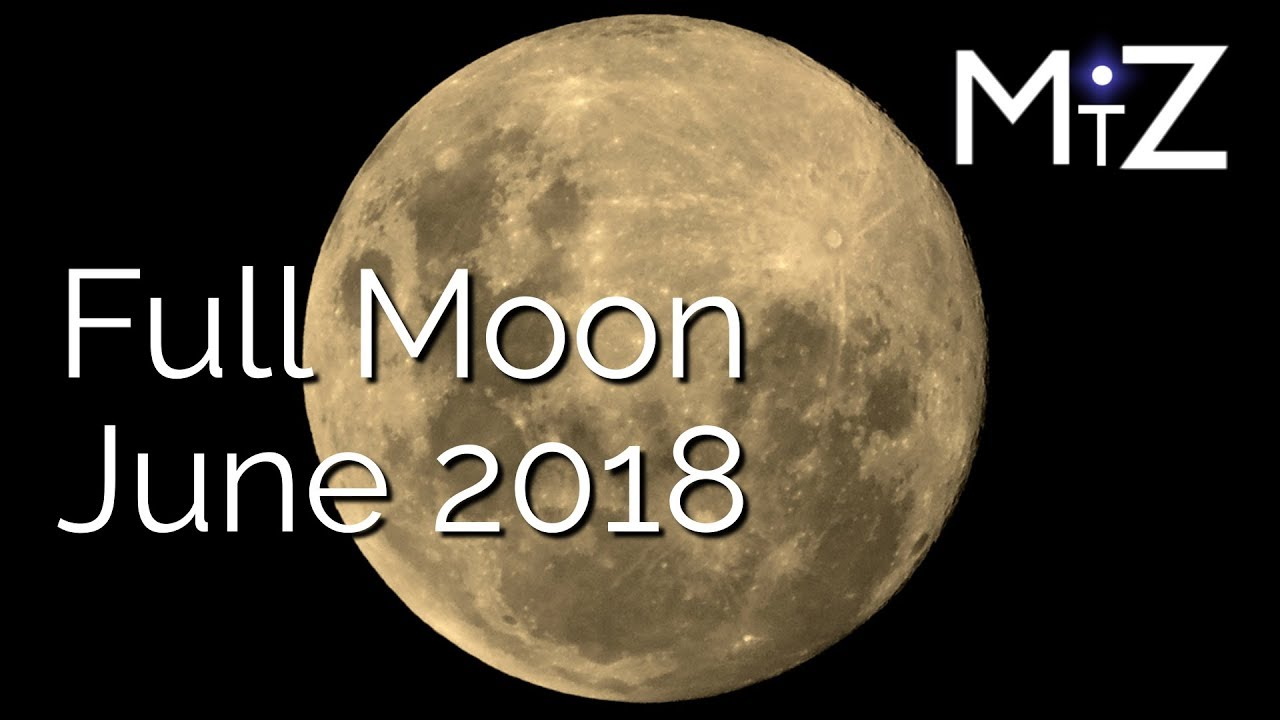 Full moon in december 2018 4