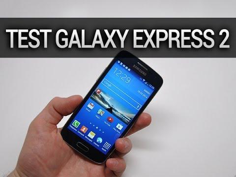 Test du Samsung Galaxy Express 2 - par Test-Mobile.fr