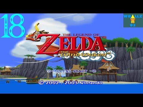 Legend of Zelda Wind Waker (Part 18) Finally Bombs!!