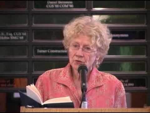 Poetry Reading: Jean Valentine