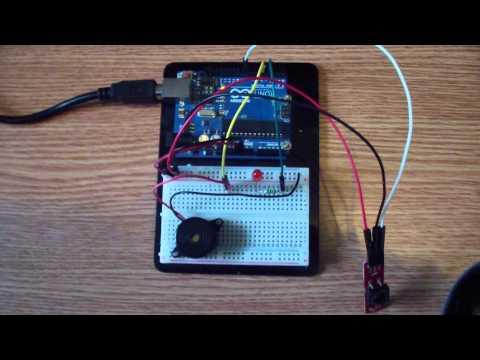 Arduino Siren Sound Alarm