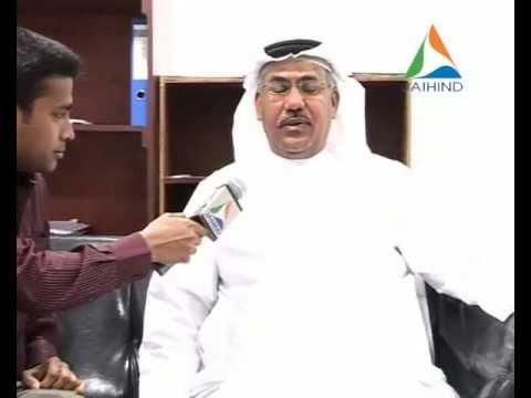 Boby Theveril  jaihind Tv GULF News Manama MP-bahrain
