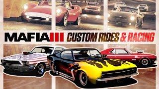 Mafia III - Free Custom Rides and Racing DLC Trailer