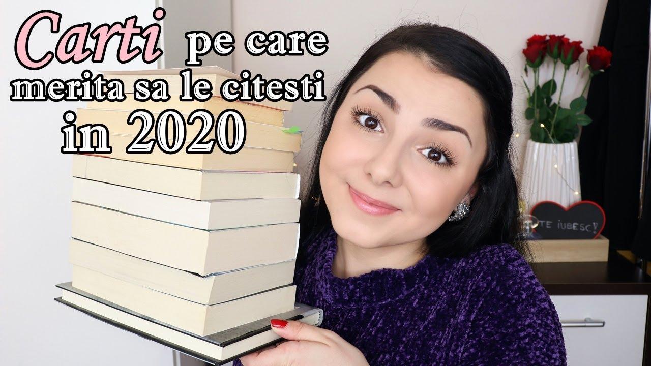 12 Cărți pe care MERITĂ să le citești în 2020 | Cele mai bune cărți