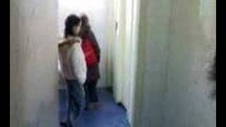 Marko sora u zenskom WC-u ( Skola Vladimirci )