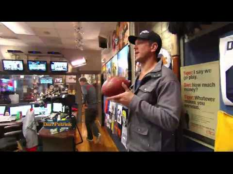 DP Show Open (Putting Drew Bledsoe to the Test) 2/4/15