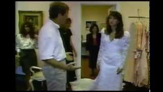 1989 - Dave Helps Picking a Wedding Dress