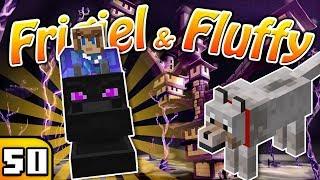 FRIGIEL & FLUFFY : LA TOUR DE l'END | Minecraft - S4 Ep.50