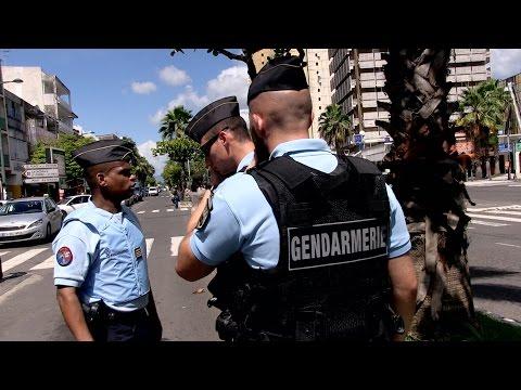 Renforts de gendarmes mobiles