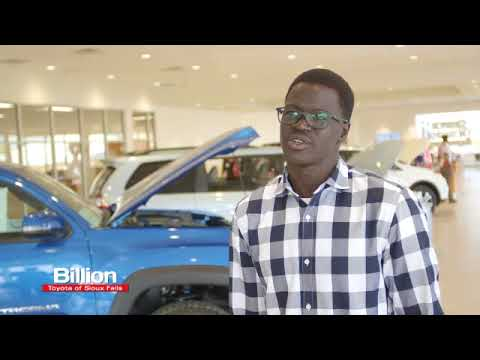 Meet Ayom Ayom   Salesman At Billion Toyota. Billion Auto   Toyota In Sioux  Falls