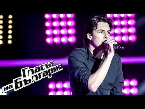 Kiril Hadzhiev – Tino – Sweet Dreams | Blind Auditions | The Voice of Bulgaria 2019