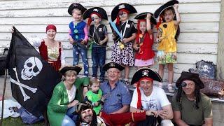 Фото Выездной квест для детей 3-7 лет программа Пираты Нетландии