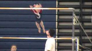 2010 Level 6 Bar Routine 7 year old