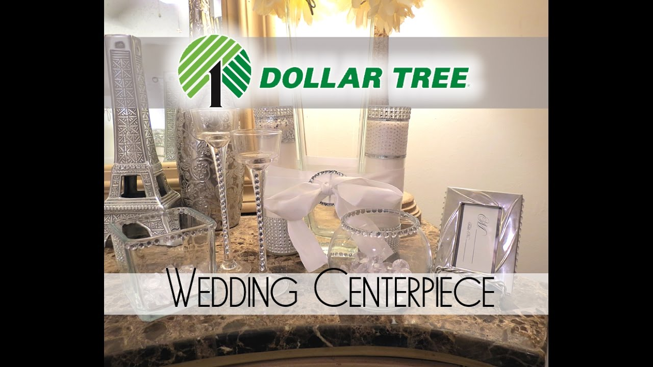 Diy dollar tree wedding centerpieces 2016 youtube junglespirit Gallery