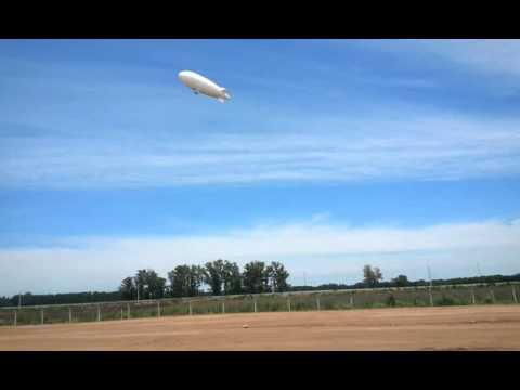 Zeppeling RC (no tripulado)