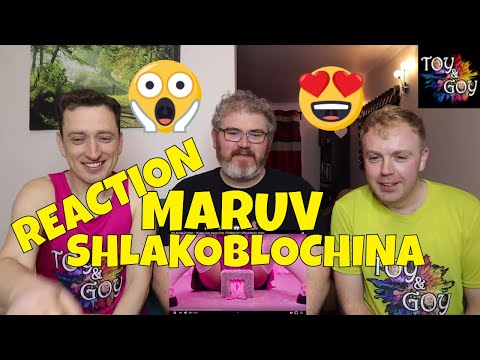 MARUV - SHLAKOBLOCHINA — Новая сила киски - Reaction