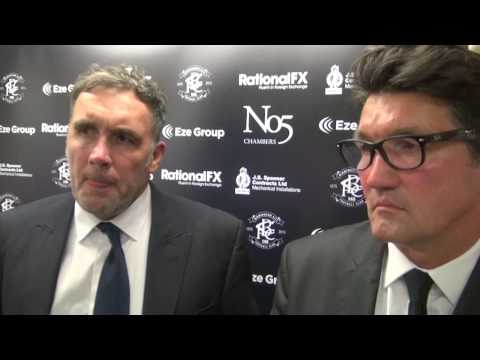 Tony Coton & Mick Harford talk about their love for Birmingham City | Birmingham City 140th Annivers