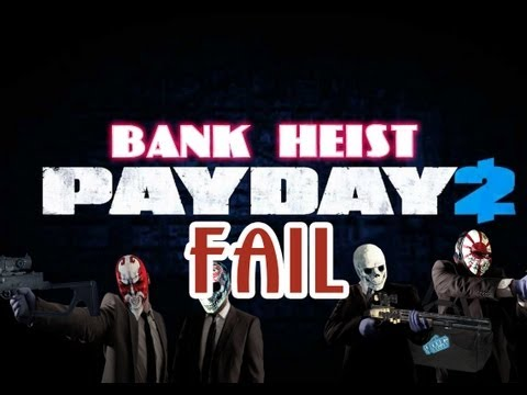 Payday 2:Bank Heist deposit boxes-Cannot Do it By Myself! PC Gameplay Part 6